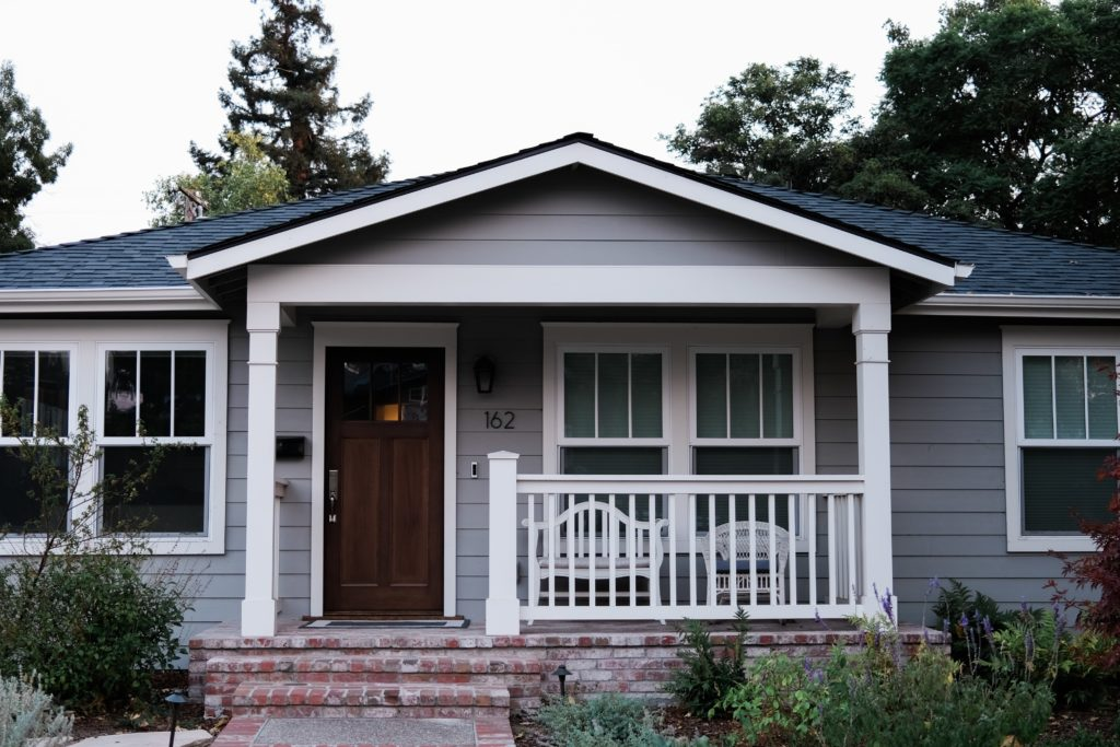Home for foreclosure